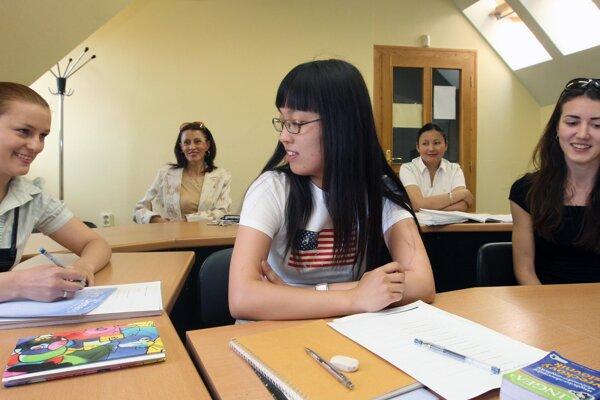 Students, illustrative stock photo.