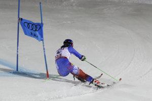 Vlhova in the second round