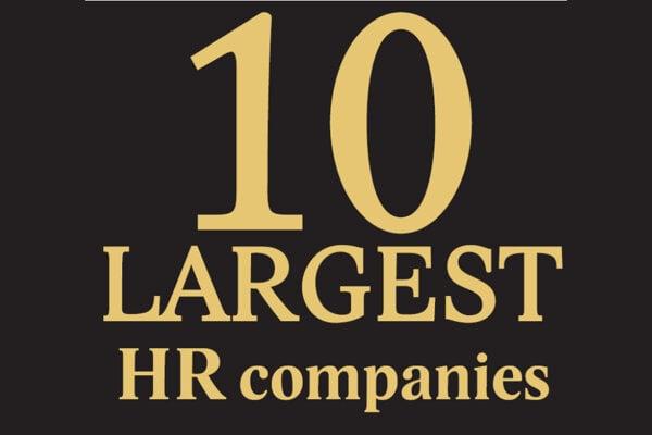 10 Largest HR companies