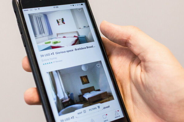 Airbnb accommodation providers without a trade licence may be fined €1,659 by the Slovak authorities.