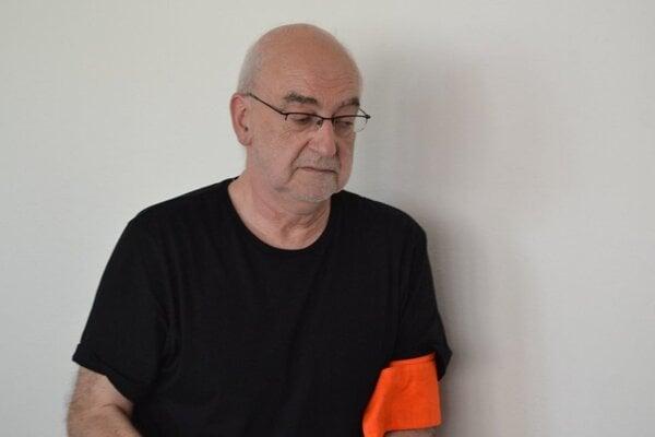 Canadian researcher David Scheffel.