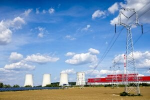 The National Criminal Agency raided the Mochovce nuclear power plant, near Levice, in connection with the Italian firm Solesi. The company does not pay some of its subcontractors.
