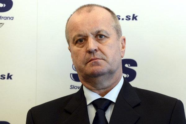 Defence Minister Peter Gajdoš