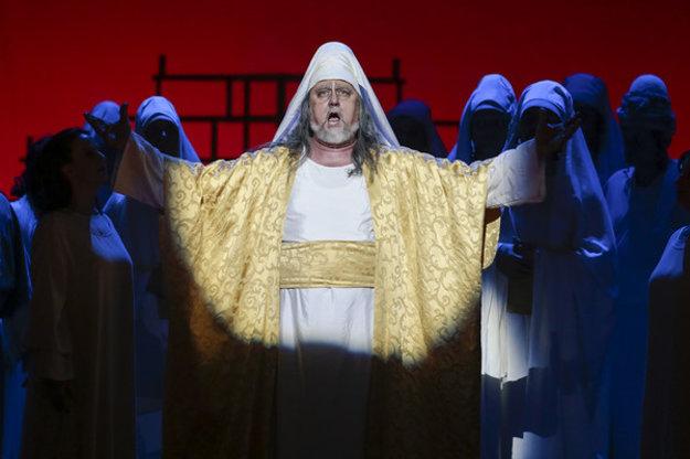Nabucco by Giuseppe Verdi in SND