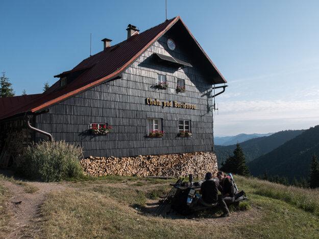 Chata pod Borišovom