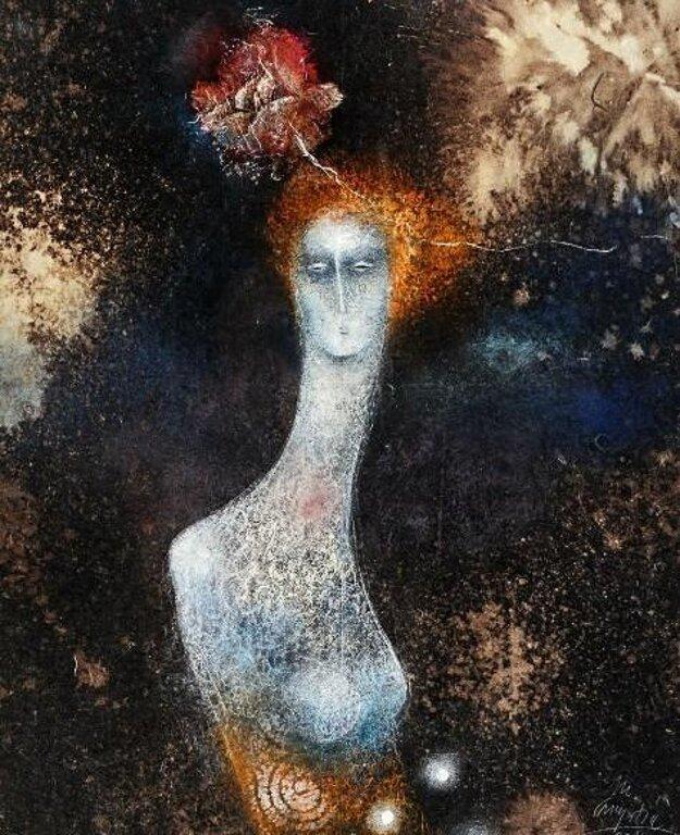 Martin Augustín - Femme Fatale