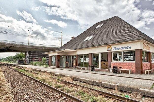 Stanica Žilina-Zárečie
