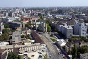 Bratislava came 84th in the 2019 IMD Smart City Index