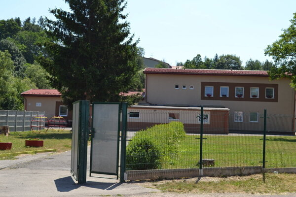 This centre in Medzilaborce is the only facility in Slovakia where refugee children, travelling without parents, can be placed