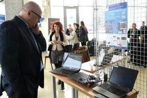 Many young people leave Košice to live further west, but universities are among those trying to show them that it makes sense to start a life and career in the city.
