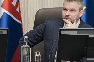 PM Peter Pellegrini (Smer)