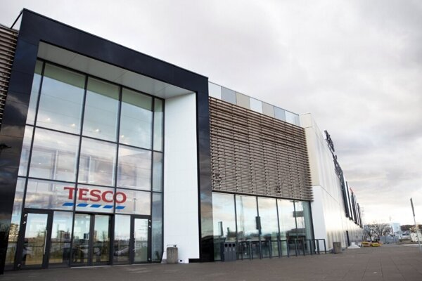 The Tesco shopping mall Galéria in Petržalka is to be opened before Easter 2020.