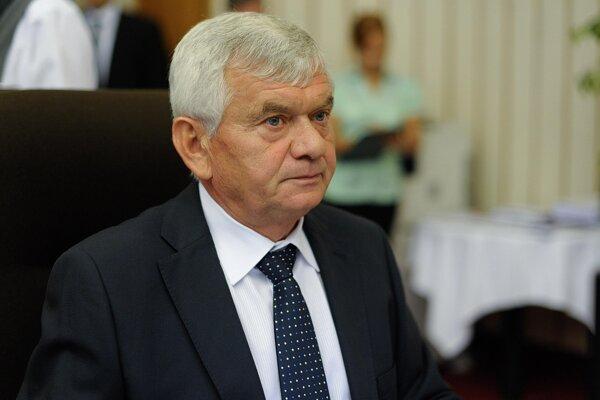 ÚRSO chairman Ľubomír Jahnátek.