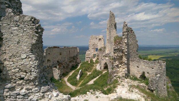 Château de Plavecký