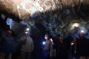 Pružinská Dúpna Cave