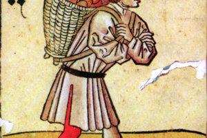 A medieval baker.