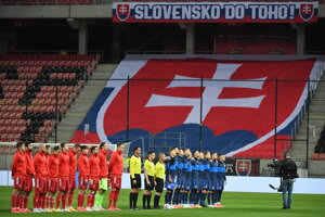 WEEK 13: Slovakia defeats Russia 2:1 on March 30, 2021, in their FIFA World Cup 2022 Group H qualifier.