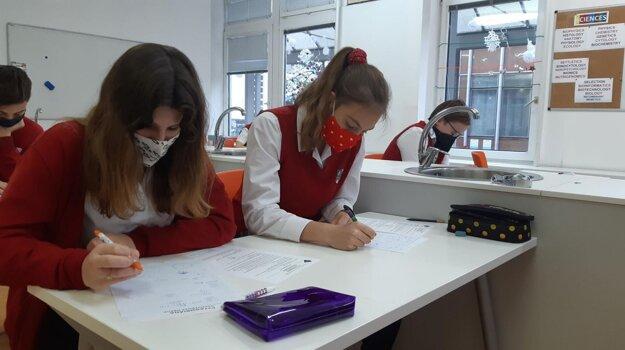 Math Olympiad in EISB Academy