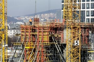 A number of projects are under construction in the capital.