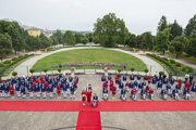 The Slovak athletes to represent Slovakia at the Olympics in Tokyo took a joint oath at presence of President Zuzana Čaputová.