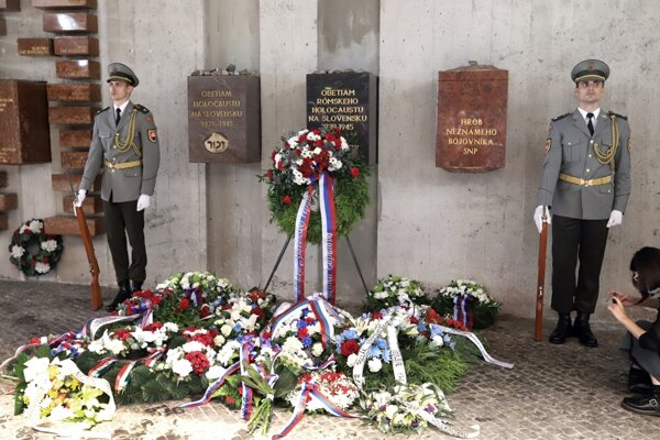 The event commemorating the Roma Holocaust was held at SNP Museum in Banská Bystrica.