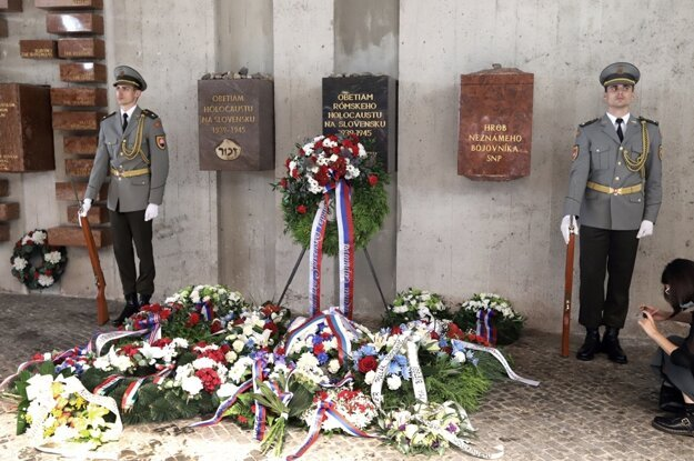 The event commemorating the Roma Holocaust was held at the SNP Museum in Banská Bystrica.