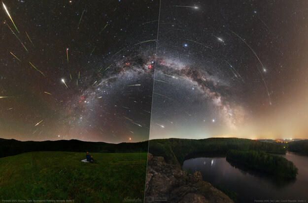Perseus and the Lost Meteors. NASA picked this photo from Slovakia and the Czech Republic as its Astronomy Picture of the Day on August 9 ahead of the annual Perseid Meteor Shower, which peaks this week.