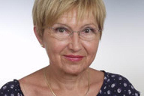 Mária Chmelová
