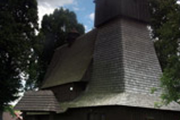 The Gothic wooden church in Hervartov is aiming for a UNESCO listing.