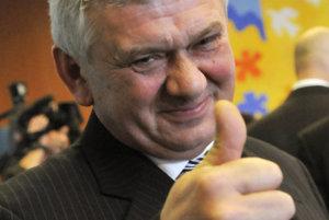 Former economy Minister Jahnátek