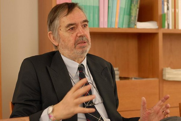 Portuguese Ambassador José Vieira Branco.