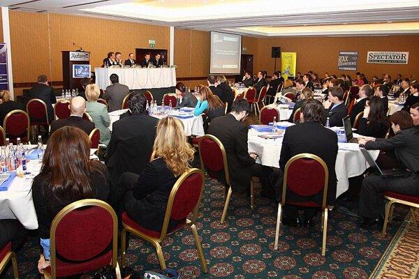Experts debated tax issues in Bratislava