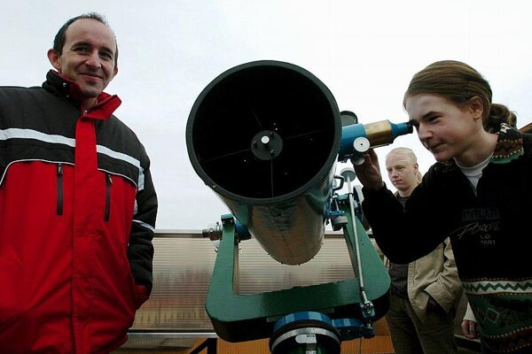 Astronomy is becoming more popular