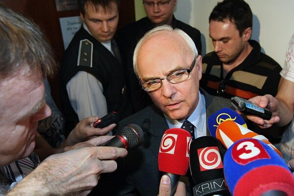 Vladimír Wänke is the first high-level sports official to receive a sentence from the Special Court