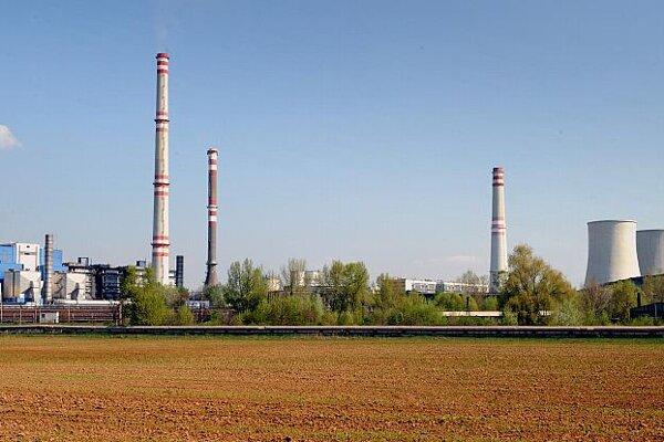 Thermal power plants: among the biggest CO2 producers