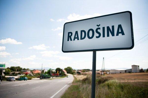Slovak villages lack funds.