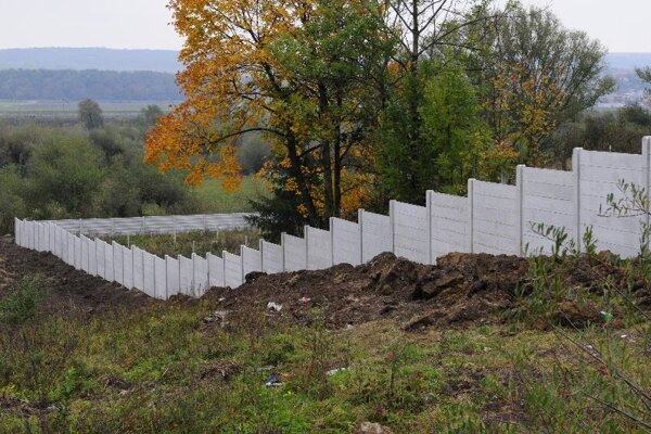 The Ostrovany wall: doesn't anyone have a better idea?