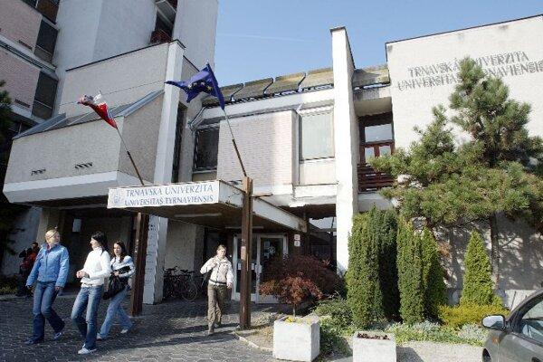 Trnava University opened in 1992.