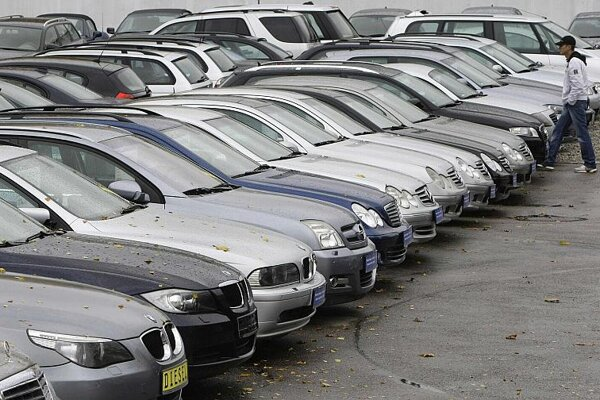 Used cars are becoming more popular in Slovakia in 2010.