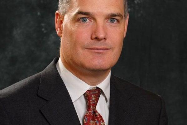 François Lecavalier, director of the EBRD for the Czech Republic, Hungary, Slovakia and Slovenia