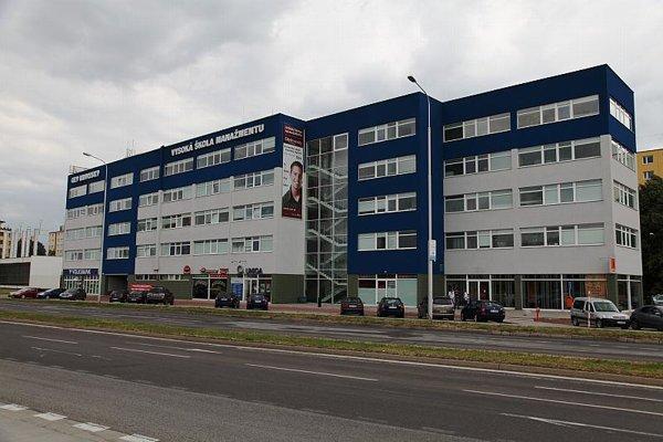 The Vysoká Škola Manažmentu in Bratislava.