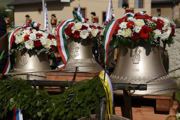 Krásna Hôrka bells