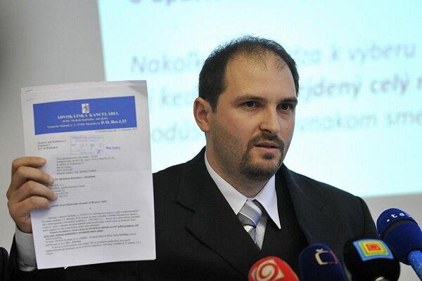 Jaroslav Polaček, head of UNAS