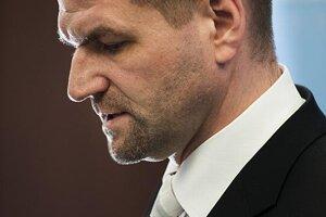 Minister Igor Štefanov was sacked over a scandal.