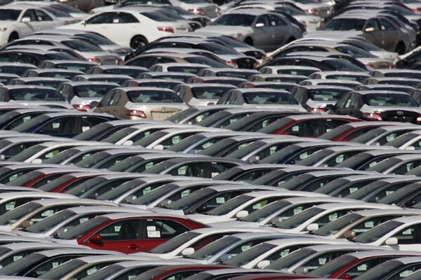 Demand for new cars is rising.