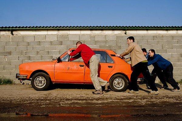 The car-scrapping bonus was a big success.
