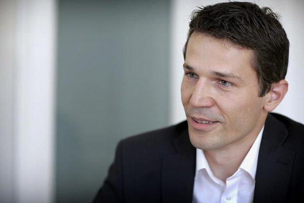 Kamil Krnáč, the fourth candidate for the top NBÚ job.