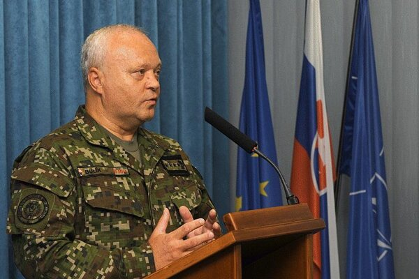 General Bulík will retire in December.