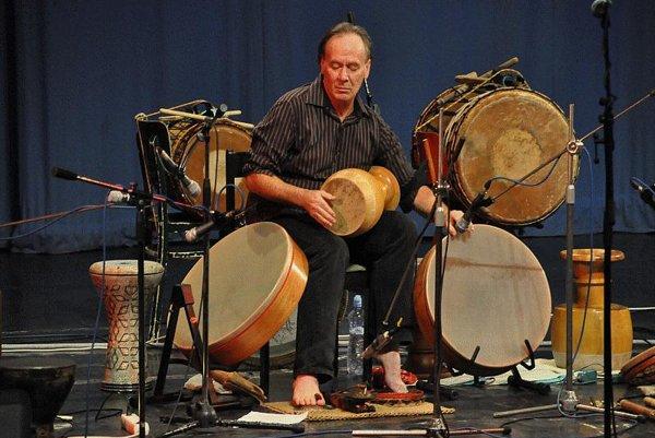 Hearn Gadbois drums.