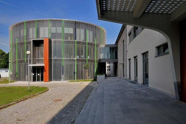The University Library of Constantine the Philosopher in Nitra won the top award.